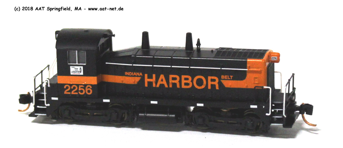 Indiana Harbor Belt