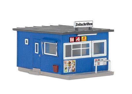 Zeitungs-Kiosk