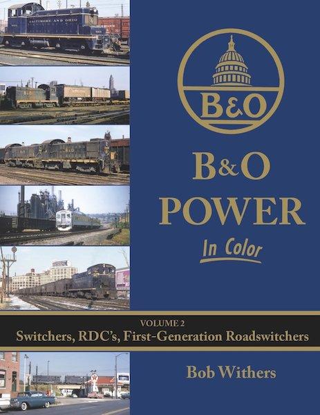 Baltimore & Ohio Power, Vol. 2
