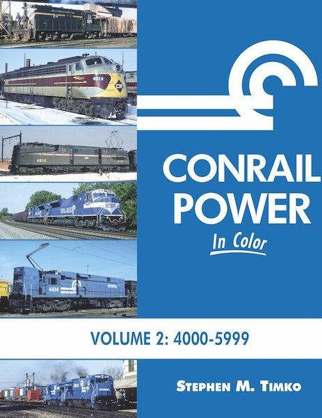 Conrail Power, Vol. 2