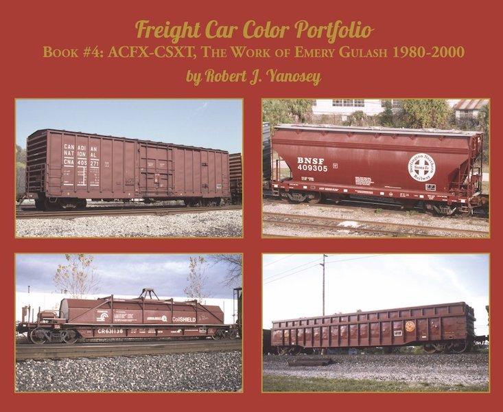 Freight Car Portfolio Book #4
