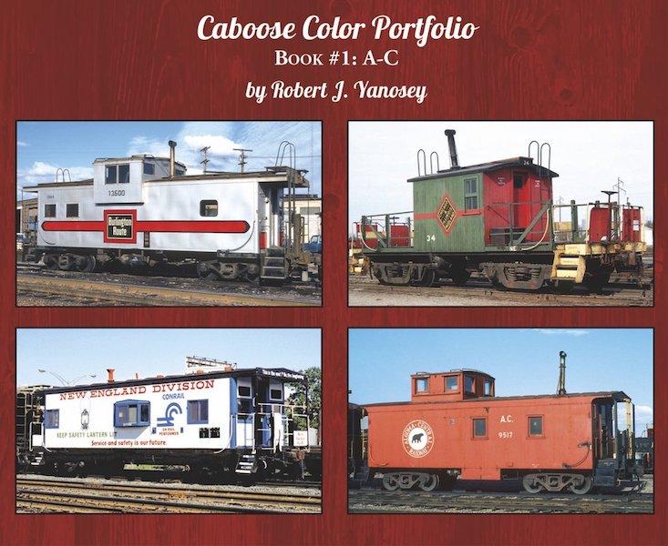 Caboose Portfolio Book #1