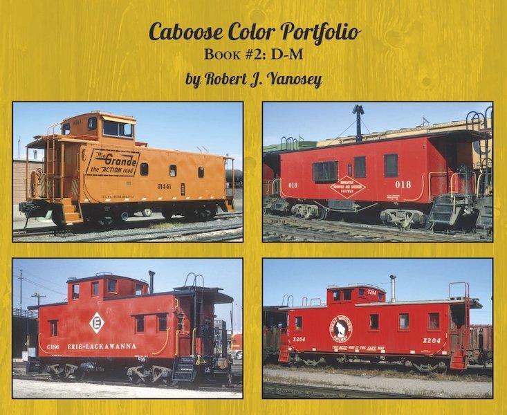 Caboose Portfolio Book #2