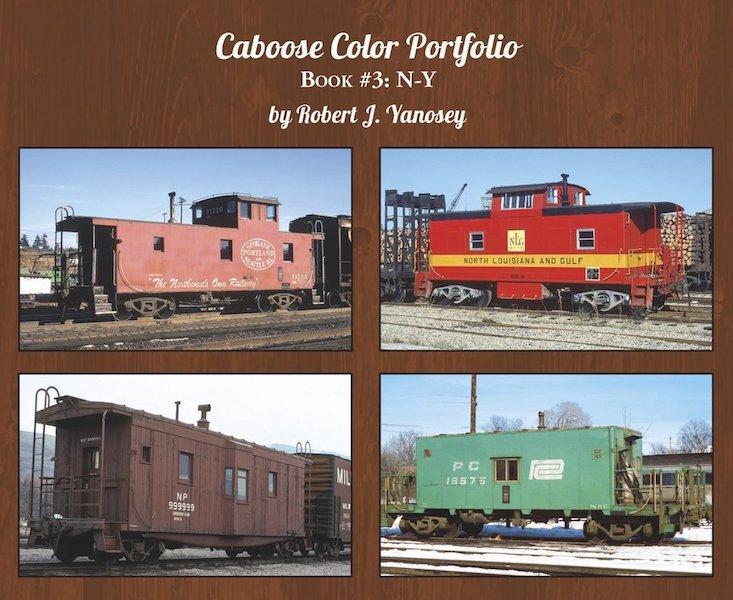 Caboose Portfolio Book #3