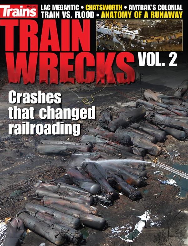 Train Wrecks, Vol. 2