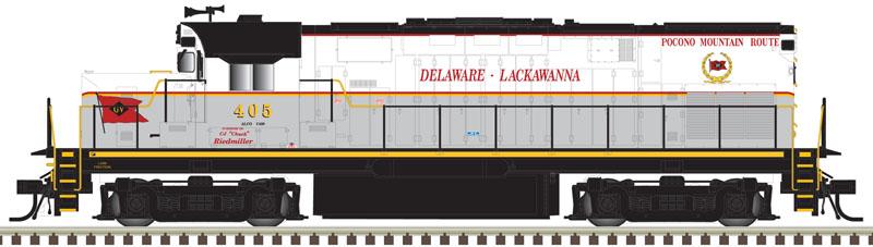 Delaware Lackawanna