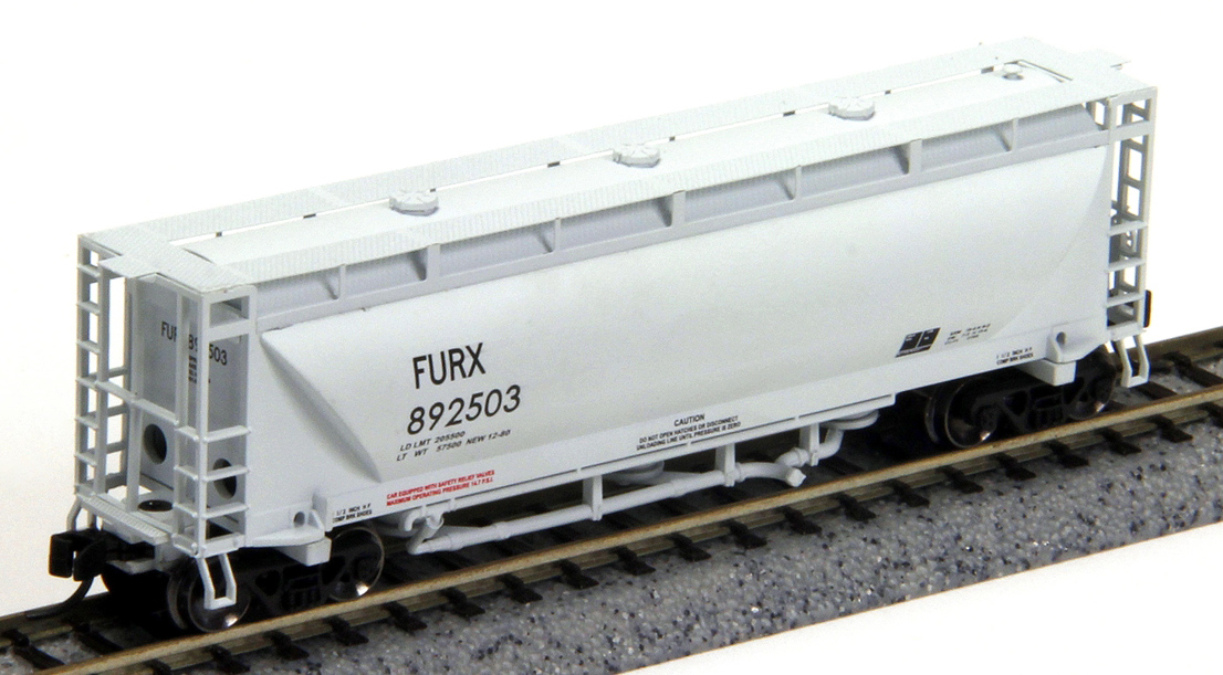First Union Rail / FURX