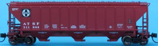 Santa Fe (as delivered 1971)