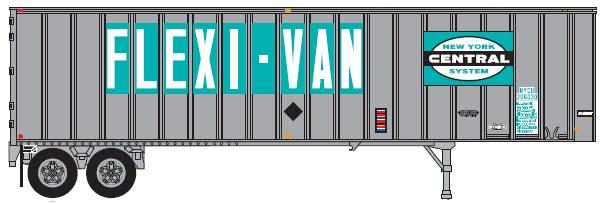 New York Central / FlexiVan