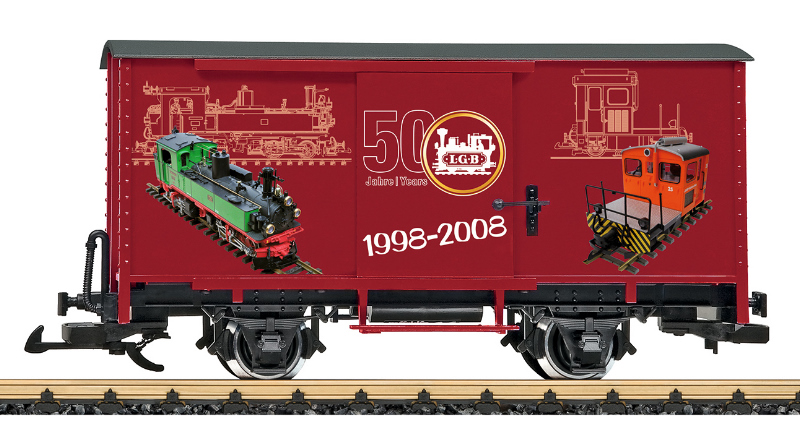 50 Jahre LGB, 1998 - 2008