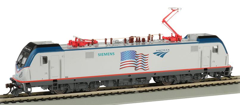 """Amtrak """"Flag Unit"""""""