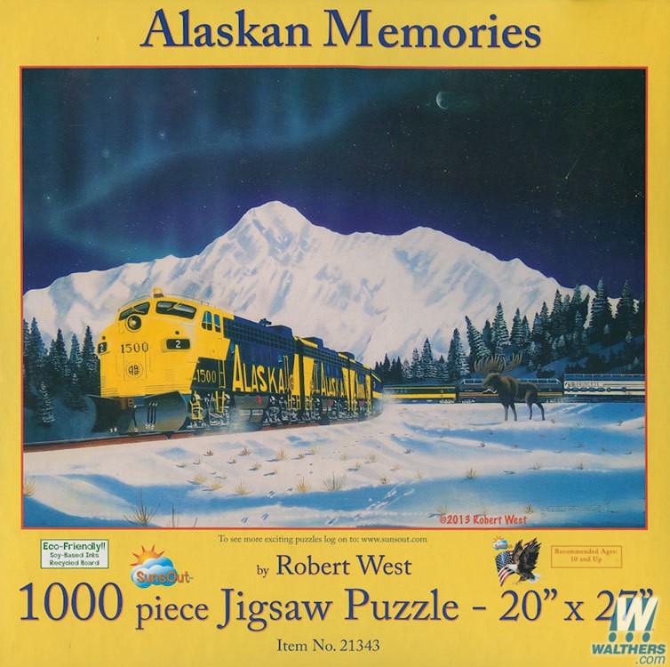 Alaskan Memories Puzzle