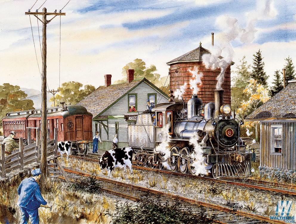 Temiscouata Railway Puzzle