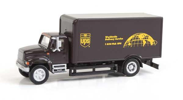 UPS, old UPS logo