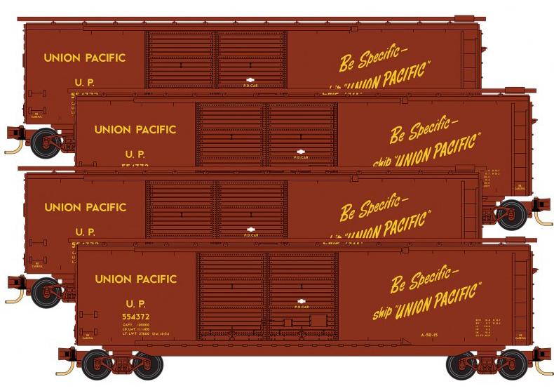 4x 50` DD Boxcar