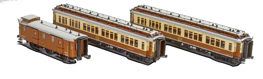 CIWL Simplon-Express Set 1 3-tlg.