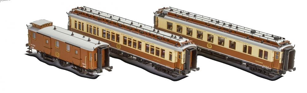 CIWL Simplon-Express Set II 3-tlg.