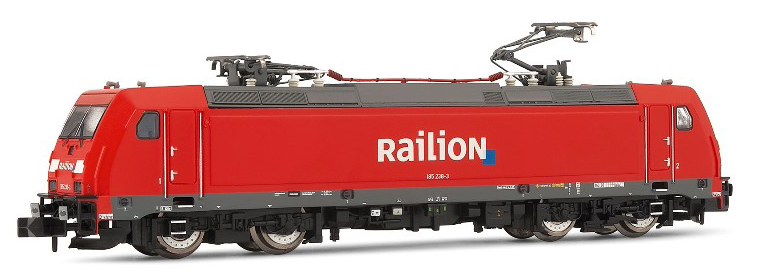 Railion, Ep. VI