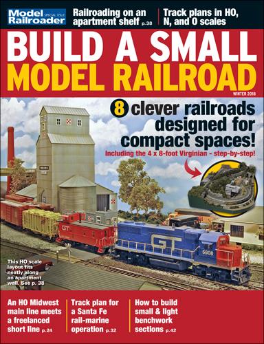 Build a small Model Railroad