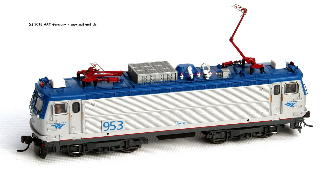 Amtrak Acela
