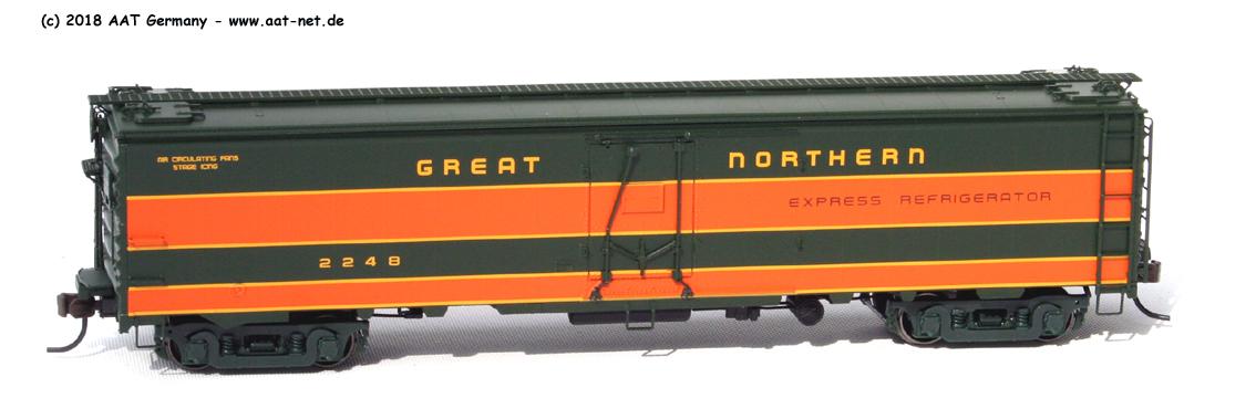 Great Northern / REX