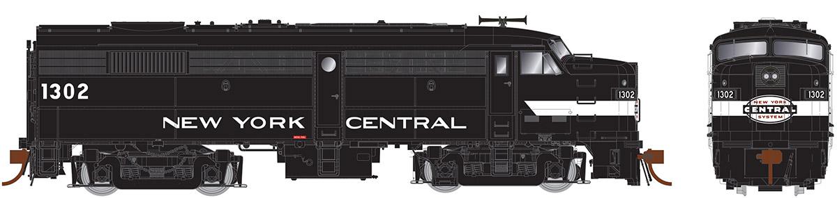 Penn Central (exNYC)