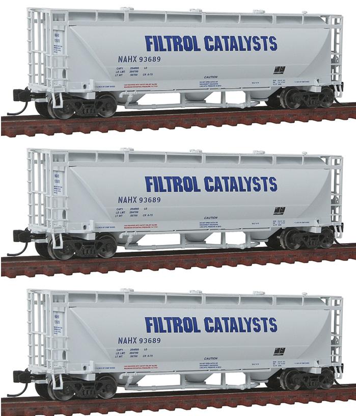 NAHX / Filtrol Catalytics