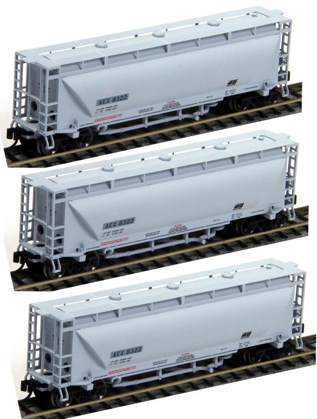AEX / Anderson Rail
