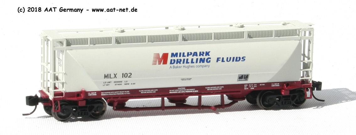 Milpark / MILX