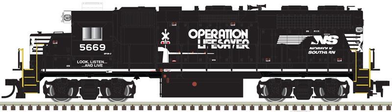 Norfolk Southern Operation LifeSaver