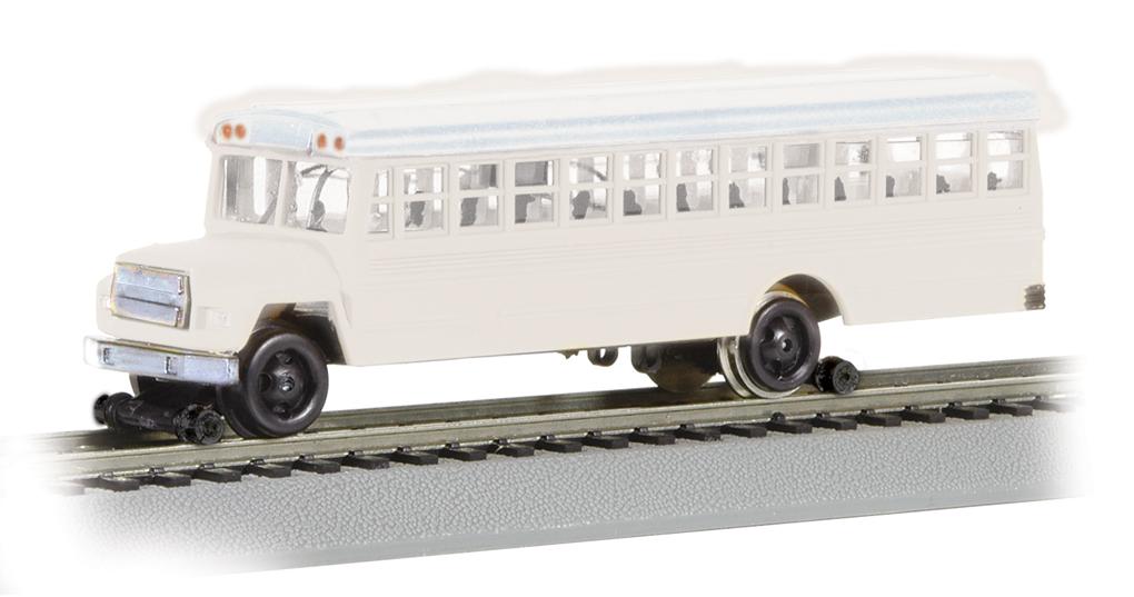 Bus w/ High Railers