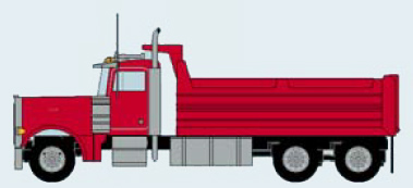 2-axle, Owner Operator