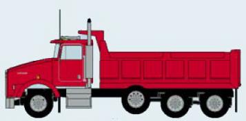 3-axle, Owner Operator