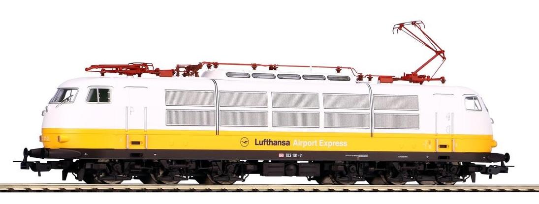DB Lufthansa Airport Express