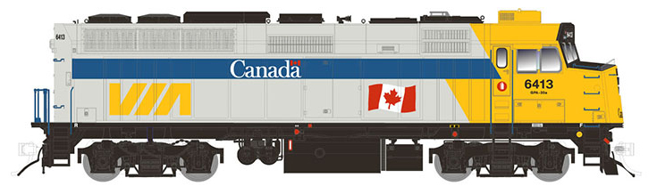VIA Rail [Canada Scheme]
