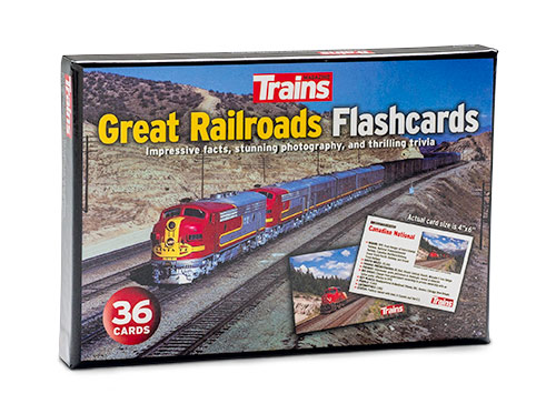 Great Railroad Flashcards