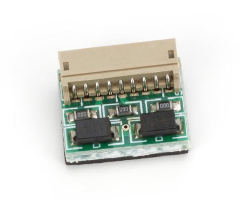 DCC Jumper Plug