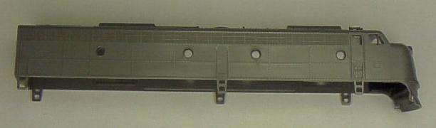 E8A/E9A Bodyshell undec