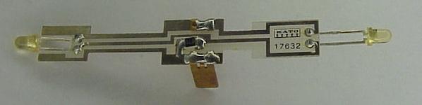 Circuit Board w/amber LED