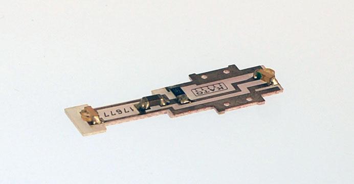 NW-2 Circuit Board