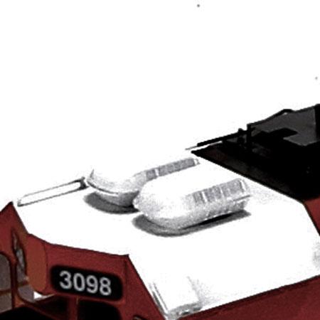 RV Style AC Unit Set (6)