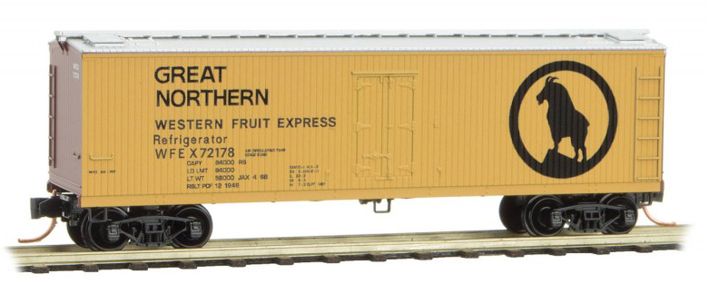 Great Northern / WFE