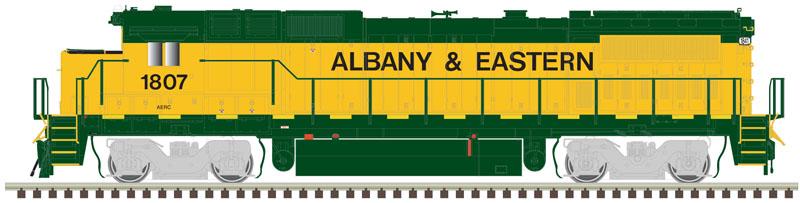 Albany & Eastern