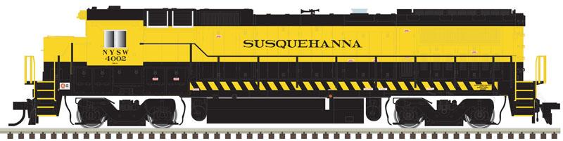Susquehanna (NYS&W)