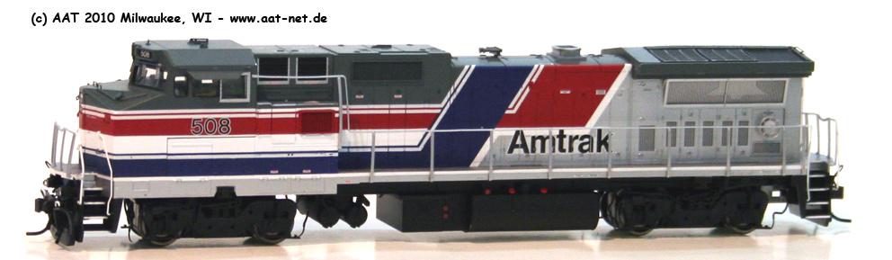 Amtrak Pepsi Can