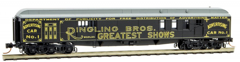 Ringling Bros. Ad Car Series (#5)
