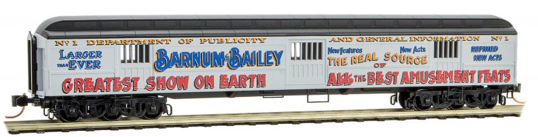 Ringling Bros. Ad Car Series (#6)