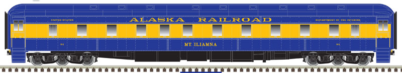 Alaksa Railroad