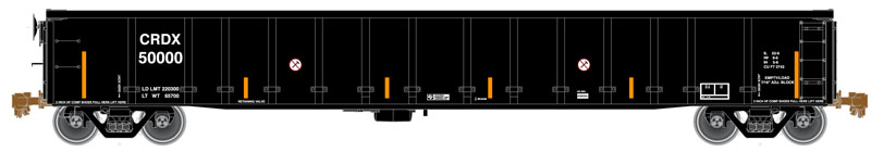 CRDX / Chicago Freight Car