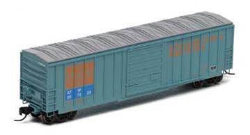 Atlantic & Western Railway (exAN)